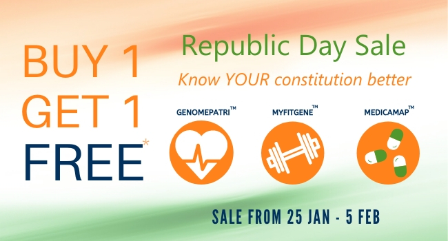 Republic Day Sale Buy 1 Get 1 FREE